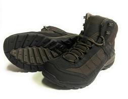 Teva Riva eVent Waterproof Mens Hiking Boots 9 Black Leather
