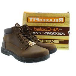 Skechers Men's Segment- Garnet Hiking Boot, CDB, 11 Medium U