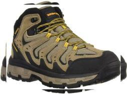 Skechers Men's Morson-Gelson Hiking Boot 9 Wide, Tan