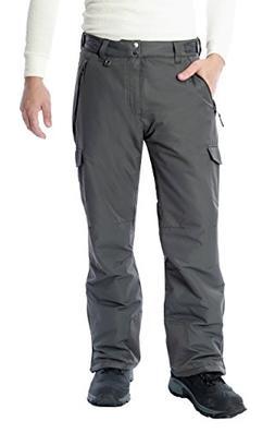 Men's 1960 Snow Sports Cargo Pants, Large, Charcoal