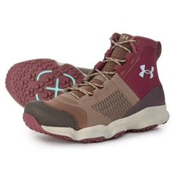 Under Armour Speed-fit Hike Mid Women's Lace-up Hiking Boots