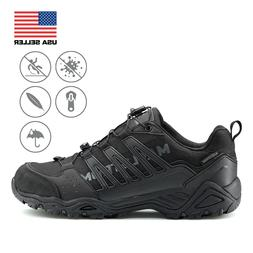 Maelstrom Speed Men's Black Waterproof Speed Lace Hiking Sho