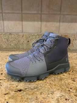 Under Armour Speedfit 2.0 Gray Hiking Hunting Winter Boot  S