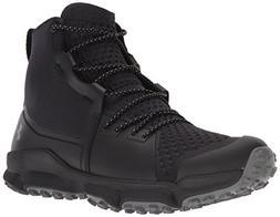 Under Armour Men's Speedfit 2.0 Hiking Boot, Black /Graphite