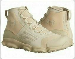 Under Armour SpeedFit Hike Boots Desert Sand Mens Sz 11 1257