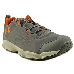 Under Armour Speedfit Hike Low Shoe - Men's Charcoal/Texas O