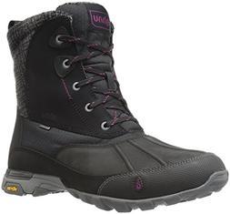 Ahnu Women's Sugar Peak Insulated Waterproof Hiking Boot, Bl