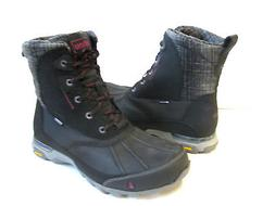 AHNU SUGAR PEAK INSULATED WP WOMEN HIKING BOOTS BLACK US 8 /