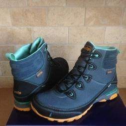 AHNU Sugarpine Dark Slate Waterproof Hiking Trail Boots Shoe