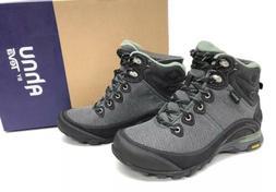 Ahnu By Teva Sugarpine II Waterproof Boots Black Green Bay H