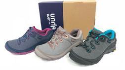 Ahnu by Teva Sugarpine II WP Shoes 1019232 Hiking Black Sate