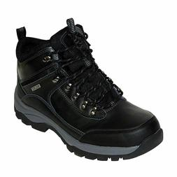 Khombu Summit Men's Leather Hiking Outdoor Tactical Boots