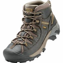 Keen Targhee II Mid Waterproof Hiking Boots  Men's Black Oli