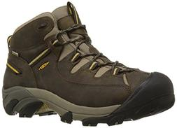 KEEN Targhee ll Mid Waterproof Hiking Boot - Men's Black Oli