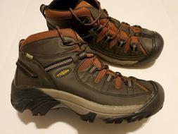 Keen Targhee II Mid WP Hiking Boot 1013265 Raven/Tortoise Sh