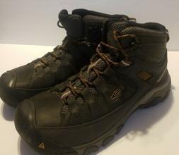Keen Targhee III Mid Top Sz 10 Men's WP Hiking Boots 1017787