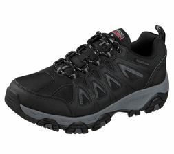 Skechers Terrabite Bkcc Black/Charcoal Mens Walking Shoe Siz