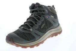 Keen Terradora II S1022357 Womens Green Mesh Lace Up Hiking