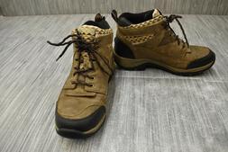 Ariat Terrain 10033925 Hiking Boots, Women's Size 7 B, Brown