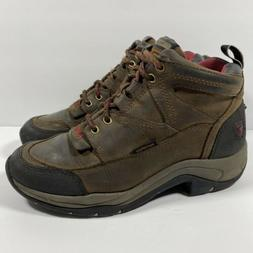 Ariat Terrain H2O Waterproof Leather Hiking Boots, Women's S