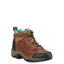 Ariat Women's Terrain Hiking Boot, Tundra, 8 B US