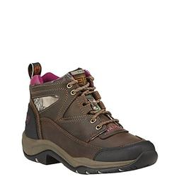 Ariat Women's Terrain Hiking Boots Pink Multi/True Timber 8