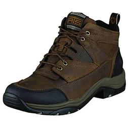 Ariat Women's Terrain Hiking Boots, Distressed Brown - 8.5 D