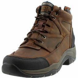 Ariat Terrain Waterproof Boots - Brown - Womens