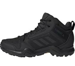 Adidas Terrex AX3 Mid GTX Mens Hiking Shoes Boots Black Carb