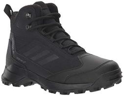 adidas outdoor Men's Terrex Heron MID CW CP, Black, 11 D US