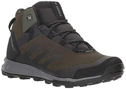 adidas outdoor Men's Terrex Tivid MID CP, Night Cargo/Black/