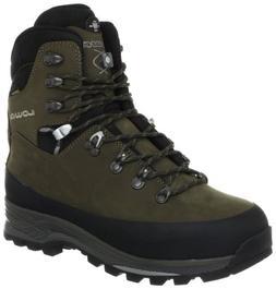Lowa Men's Tibet GTX WXL-Wide Trekking Boot,Sepia/Black,10.5