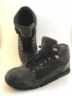 DANNER Trail Hiking Boots Blue Suede Men's Size 10D Rare Sam