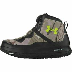 Under Armour UA Fat Tire GTX Ridge Boots Hiking Camo GORE TE
