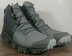 Under Armour UA Speedfit 2.0 Men's Size 12 Gray Hiking Hunti