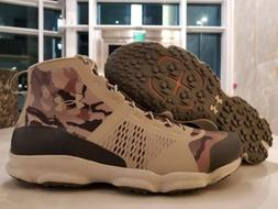 Under Armour UA Speedfit Camo Hike Mid Tactical Boots Size 1