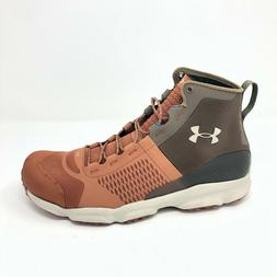 Under Armour UA Speedfit Hike Mid Boots Brown 1257447 875 Me