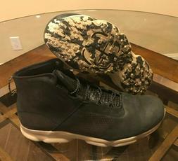 $150 Under Armour Speedfit Men's Leather Hiking Boots Black