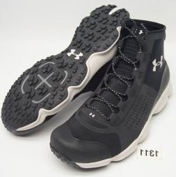 UNDER ARMOUR UA SPEEDFIT Mens  10.5 Black  New Hike Mid Boot