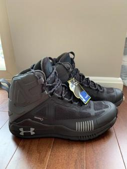 Under Armour UA Verge 2.0 Goretex Mid Gray Hiking Boots 3000