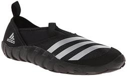 adidas outdoor Unisex Jawpaw K Water Shoe, Silver MET./Black