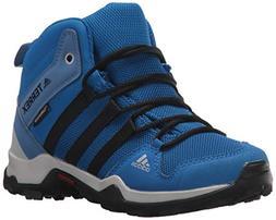 adidas outdoor Unisex Terrex AX2R MID CP K, Black, 4.5 Mediu