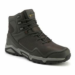 US Men's Waterproof Hiking Boots  Mid Trekking Backpacking M