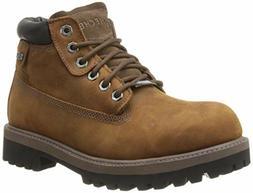 Skechers USA Men's Verdict Men's Boot,Dark Brown,13 EW