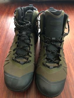 KEEN Venture mid WP waterproof hiking boot sz 11 olive