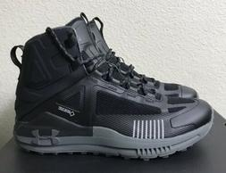 Under Armour Verge 2.0 Mid GTX Gore-Tex Black Grey Hiking Bo
