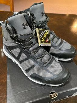 Under Armour Verge Mid GTX Size 8 Hiking Boot With Gore Tex