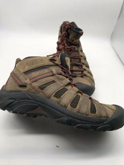 VGC! KEEN Voyageur Mid Mens Size 10.5 Trail/Hiking Boots Bro