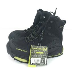 HODGMAN Vion H Lock Wade Boots Lace Up Black Hiking Boots Me