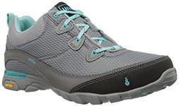 Ahnu Women's W Sugarpine Air Mesh Hiking Shoe, Medium Grey,